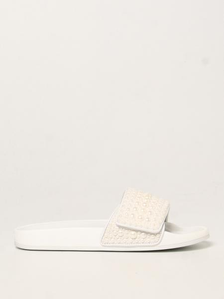 Sandalo Jimmy Choo con perle