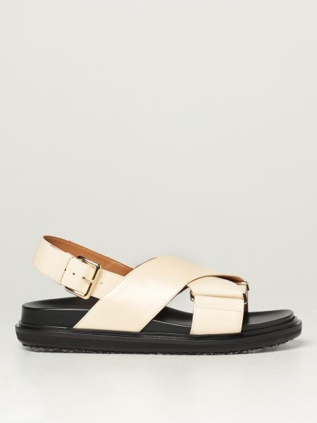 Marni für Damen: Flache sandalen damen Marni