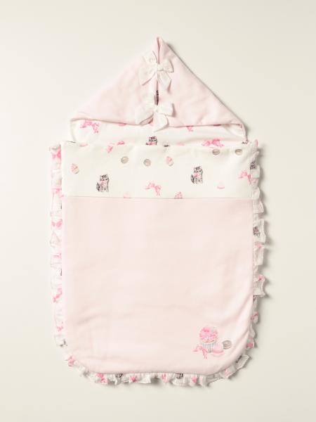 Monnalisa patterned sleeping bag
