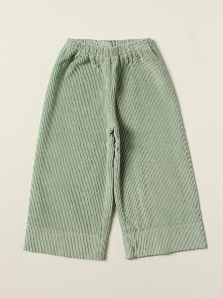 Il Gufo wide jogging pants