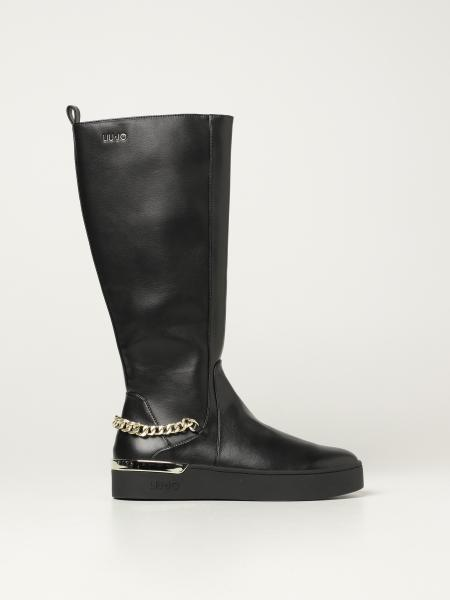 Liu Jo boot in synthetic leather