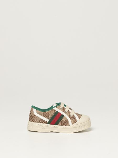 Gucci: Sneakers Gucci Tennis 1977