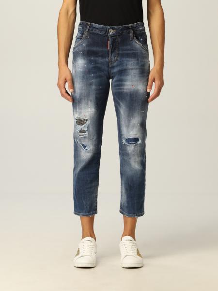 Dsquared2 für Damen: Jeans damen Dsquared2