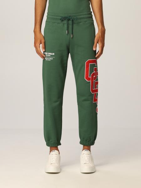 Pantalone jogging Gcds in cotone con logo