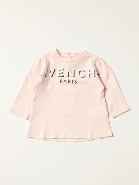 T-shirt Givenchy in cotone con logo