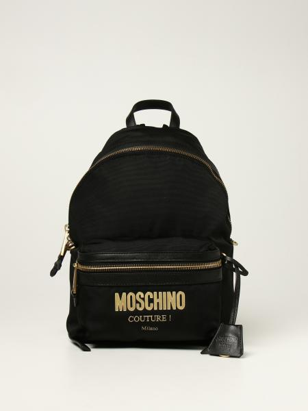 Moschino Couture backpack in technical fabric