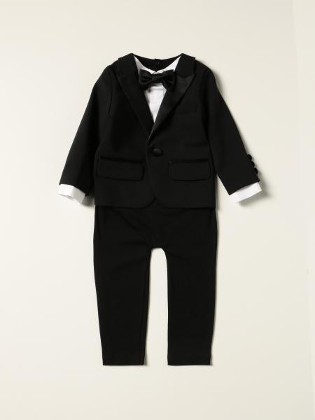 Dsquared2 Junior long wool jumpsuit