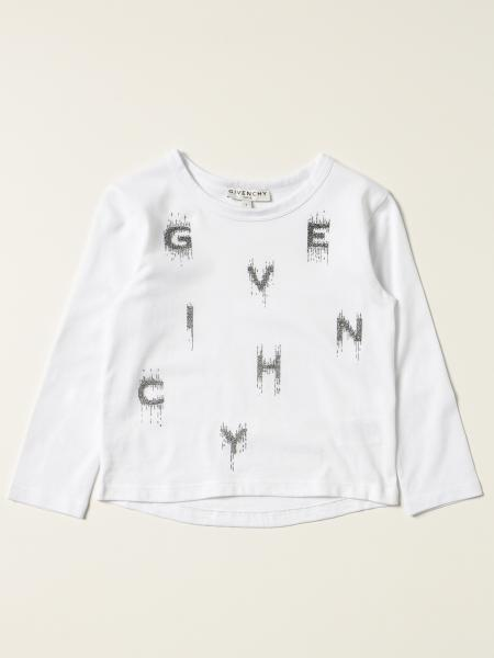 T-shirt Givenchy in cotone con lettering
