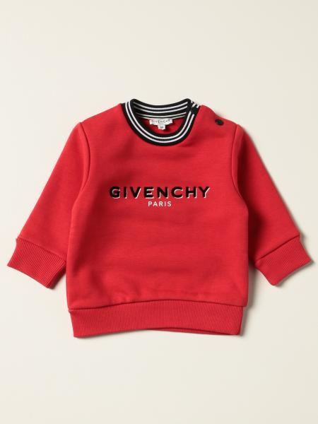 Felpa Givenchy in cotone con logo