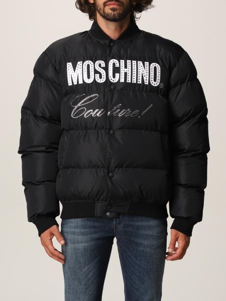 Trench uomo Moschino Couture