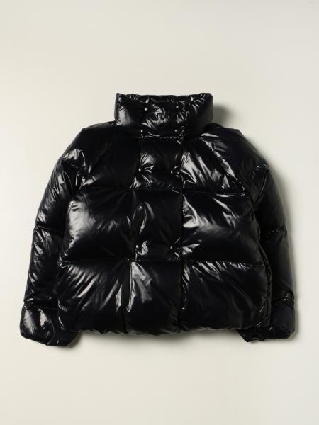 Emporio Armani down jacket in padded nylon