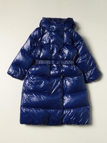 Emporio Armani down jacket in shiny nylon