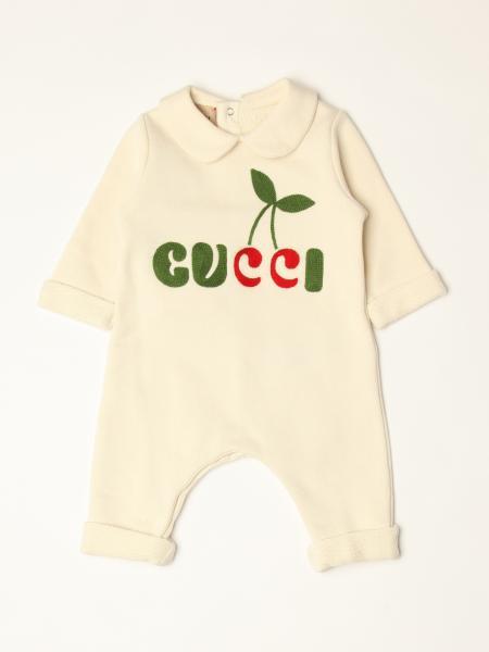 Gucci: Tuta bambino Gucci