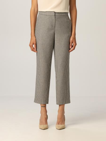 Eleventy 女士: Eleventy 羊毛混纺长裤