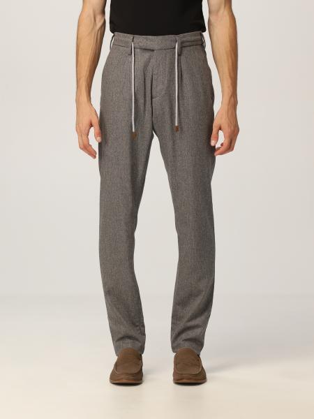 Pantalone Eleventy in lana e cashmere