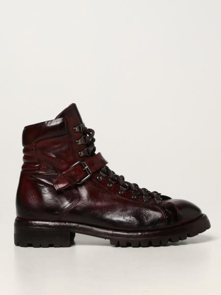 Zapatos de cordones hombre Eleventy