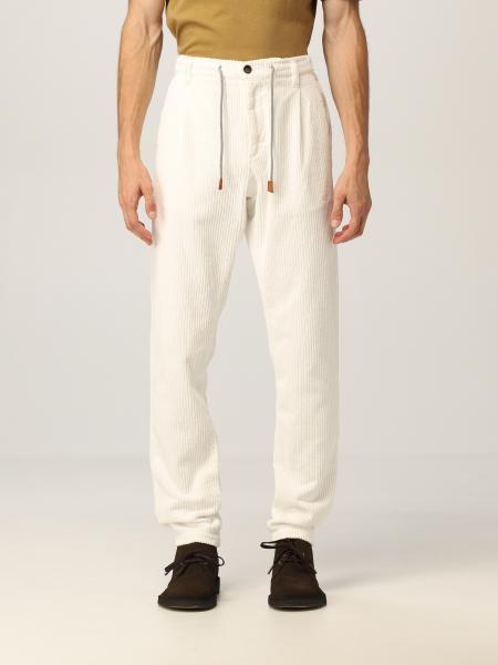 Pantalone Eleventy in cotone