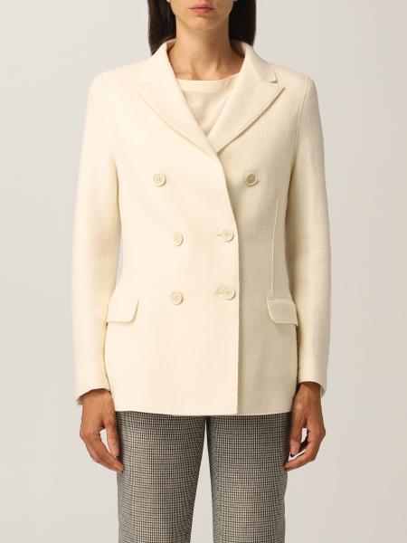 Eleventy 女士: Eleventy 双排扣羊毛夹克