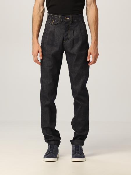 Jeans a vita alta Eleventy skinny