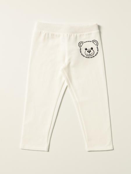Leggings Moschino Baby con teddy