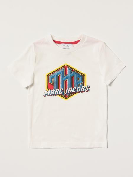 Marc Jacobs: Футболка Детское Little Marc Jacobs