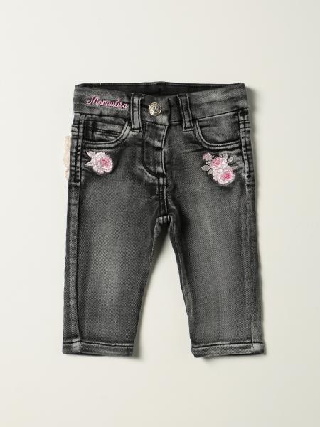 Jeans enfant Monnalisa