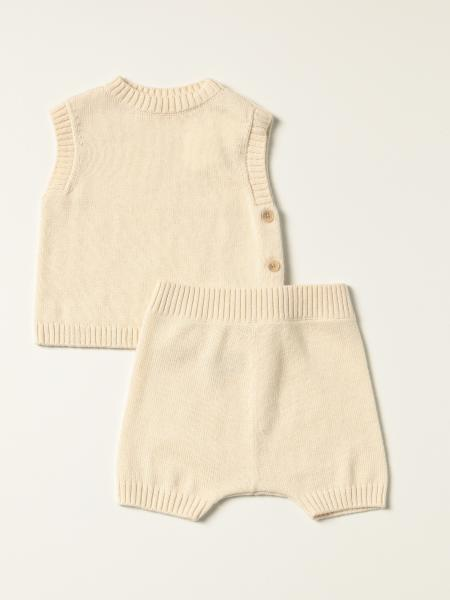 Bonpoint: Bonpoint suit in wool and cotton