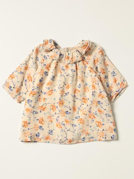 Bonpoint: Bonpoint dress with floral pattern