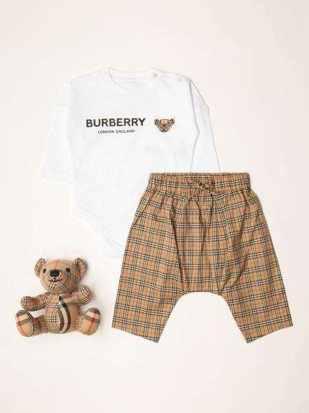 Распашонка Детское Burberry