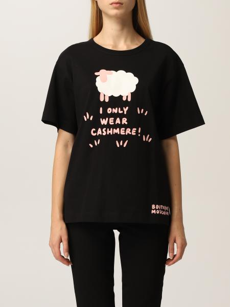 Boutique Moschino: T-shirt femme Boutique Moschino