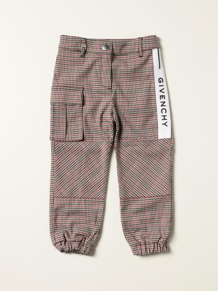 Pantalone Givenchy pied-de-poule