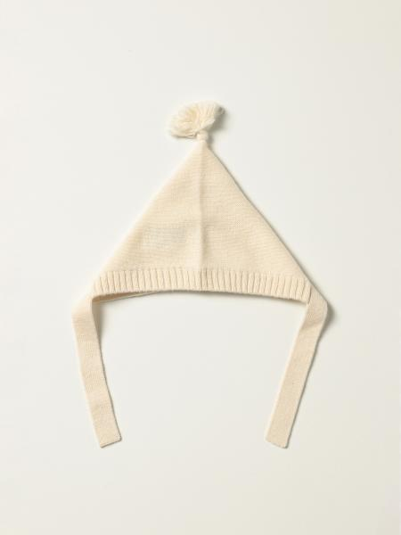 Bonpoint: Taneo Bonpoint hat with pompom