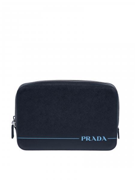 Pocket square men Prada