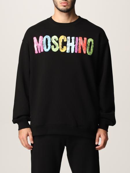 Sudadera hombre Moschino Couture