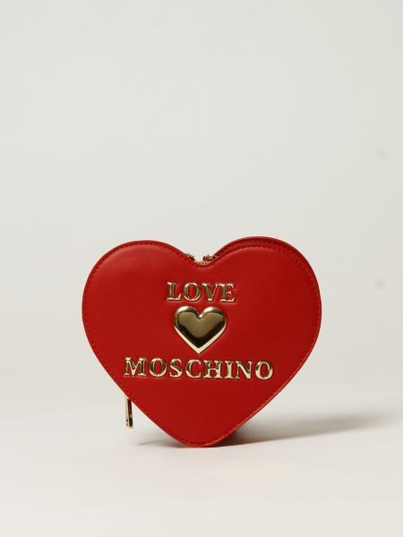 Borsa a tracolla Love Moschino in pelle sintetica
