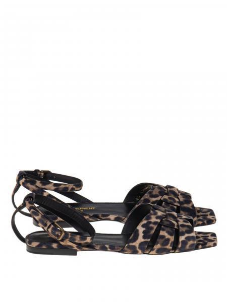 Saint Laurent für Damen: Sandalen mit absatz damen Saint Laurent