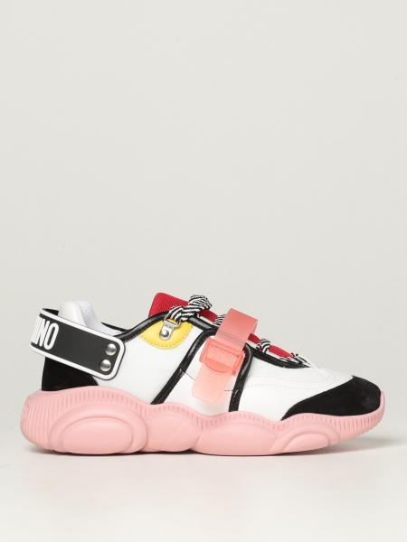 Moschino: 运动鞋 女士 Moschino Couture