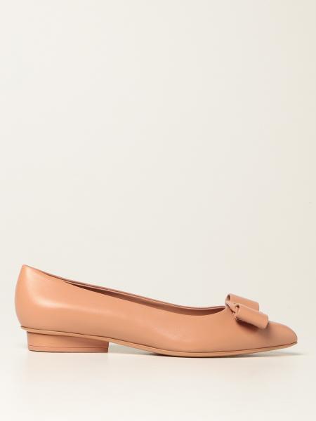 Viva Salvatore Ferragamo leather ballerinas