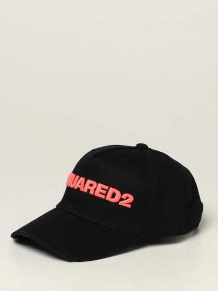 Cappello Dsquared2 con logo