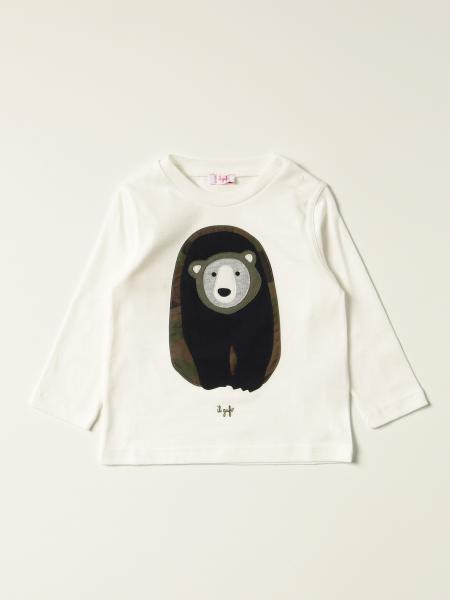 Il Gufo t-shirt in cotton with print