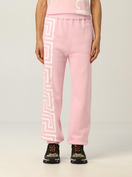 Pantalone jogging Versace con Greca