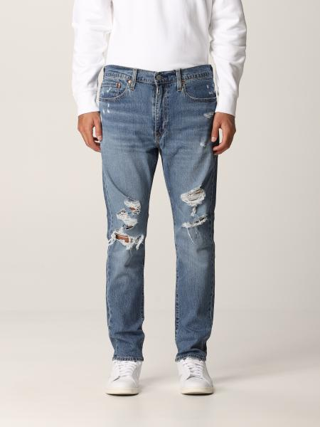 Jeans Levi's con rotture slim tapered fit