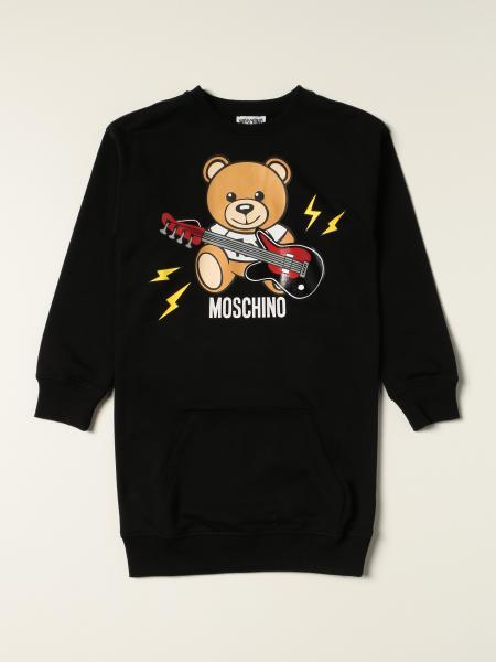 连衣裙 儿童 Moschino Kid