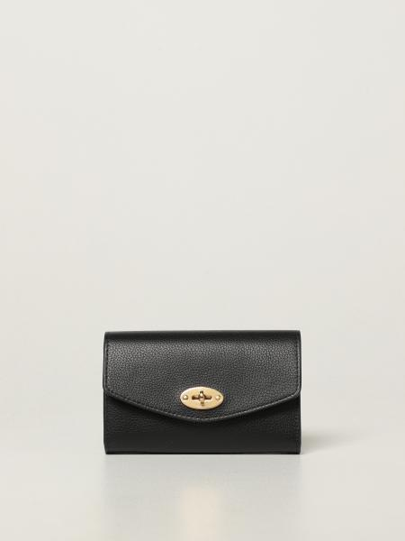 Mulberry: Mulberry wallet in textured leather