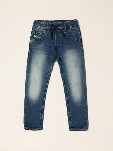 Jeans Diesel in denim washed