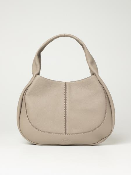 Tod's Shirt hobo bag in textured leather