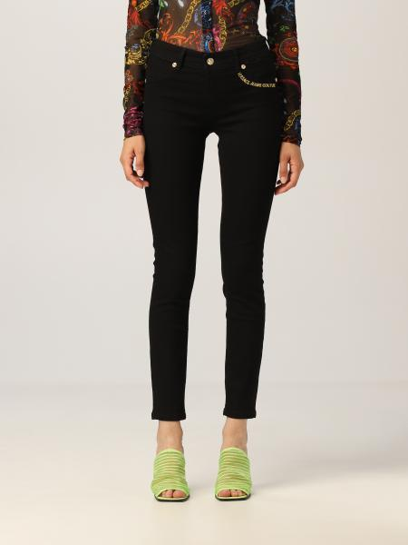 Pantalone skinny Versace Jeans Couture