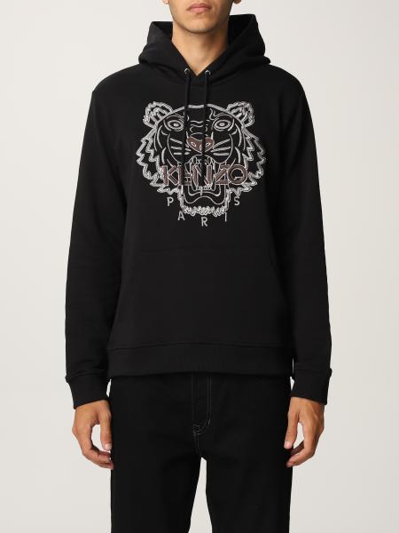 Kenzo sweatshirt with tiger