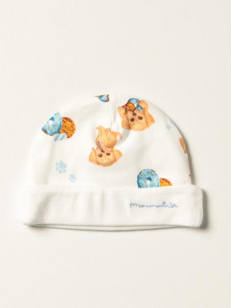 Monnalisa 帽子,搭配小狗图案