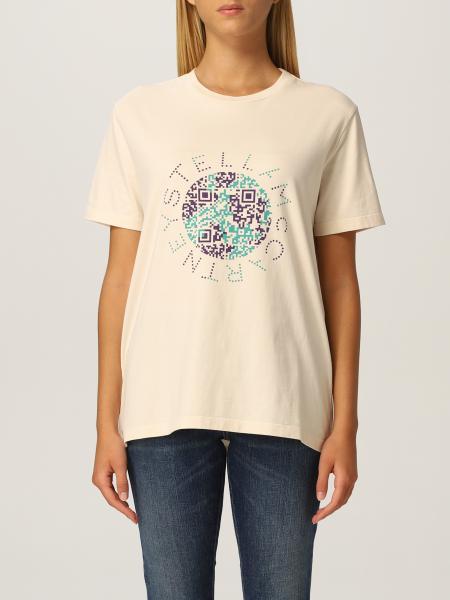 Stella Mccartney donna: T-shirt donna Stella Mccartney